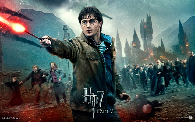 Harry Potter And The Deathly Hallows Part 2 Wallpaper 2