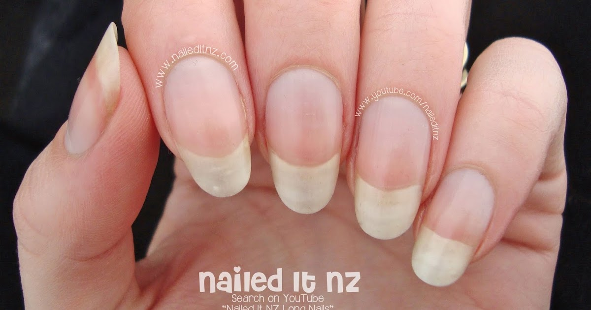 how to grow my nails long and strong