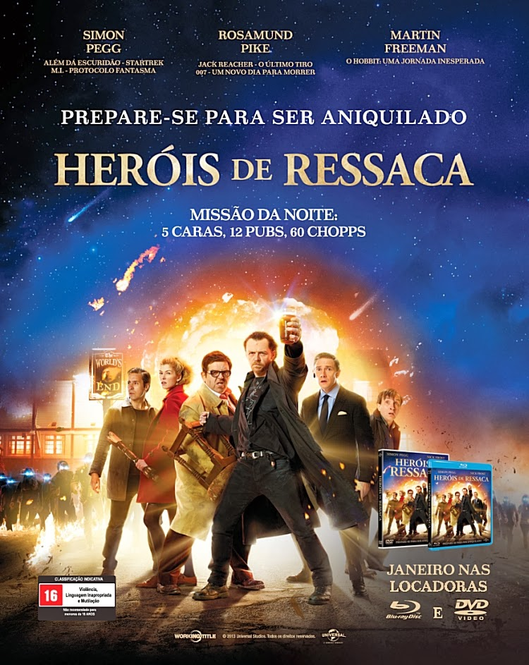 Heróis de Ressaca BDRip XviD Dual Audio Dublado – Torrent