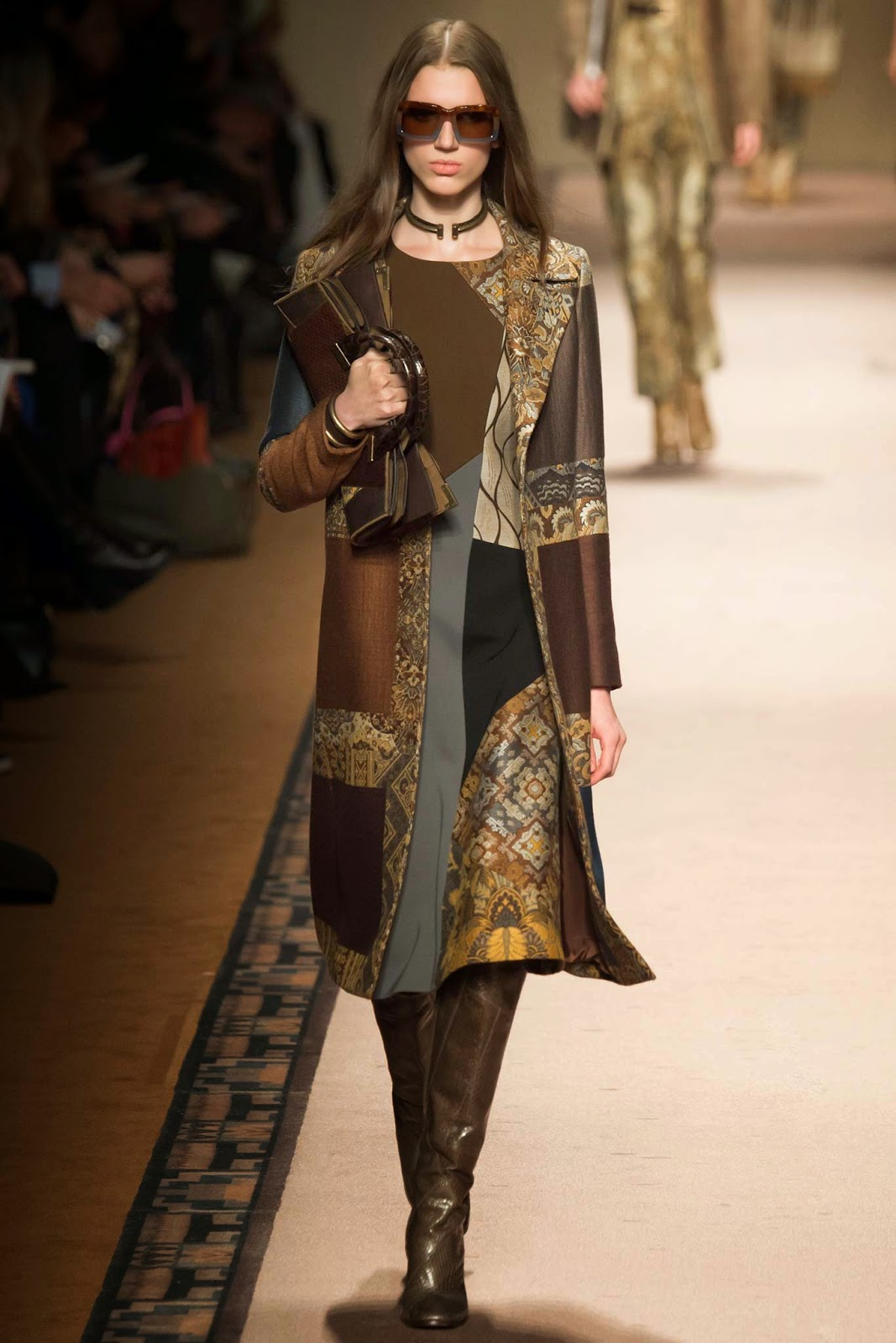 Etro fall 2015 for Portent xword
