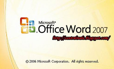 Understanding and getting to know the function of Microsoft Word 2007