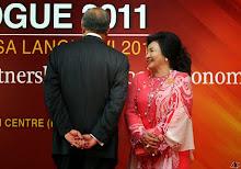 RAKYAT not alone. Najib MUST GO!