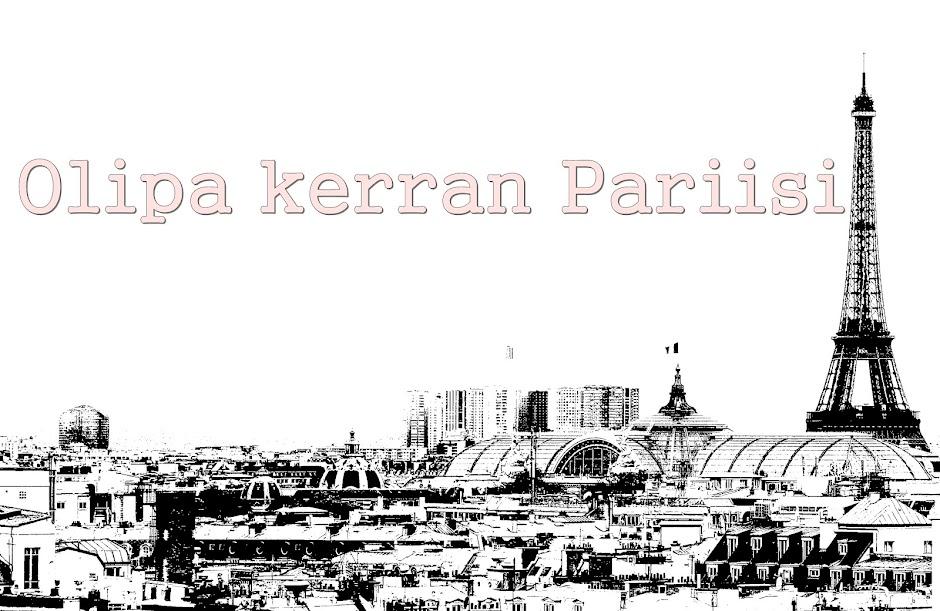 Olipa kerran Pariisi
