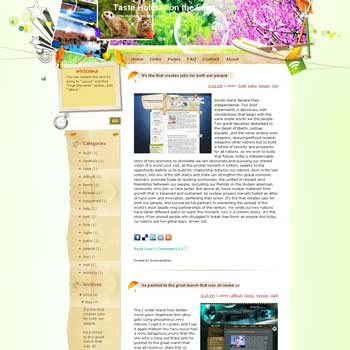 Taste Holiday on the Lake blogger template from wordpress. travel blog template. template blog from wordpress. travel blog template. template travel for blogger. travel template for blog