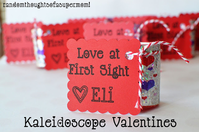 kaleidoscope valentines
