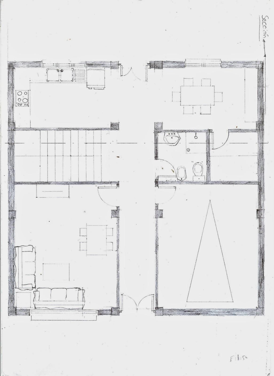 Plano de mi casa fabulous a de frikiusers les gust este - Plano de mi casa ...