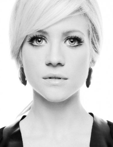 Brittany Snow,American actress