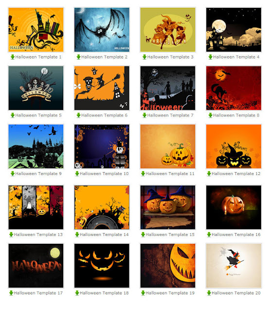 free download halloween powerpoint templates and halloween