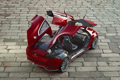Ford Sporty Car