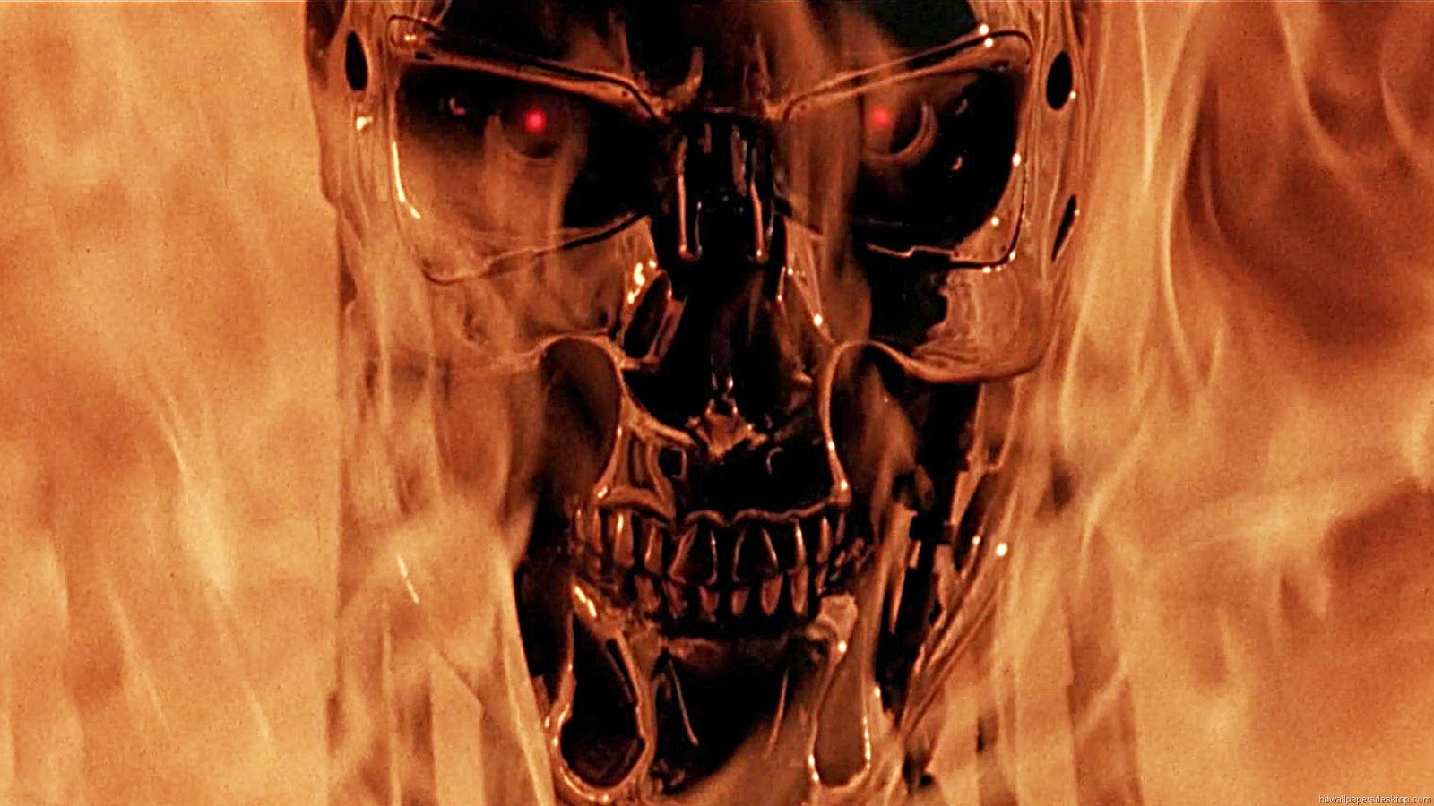 Wallpaper Terminator HD
