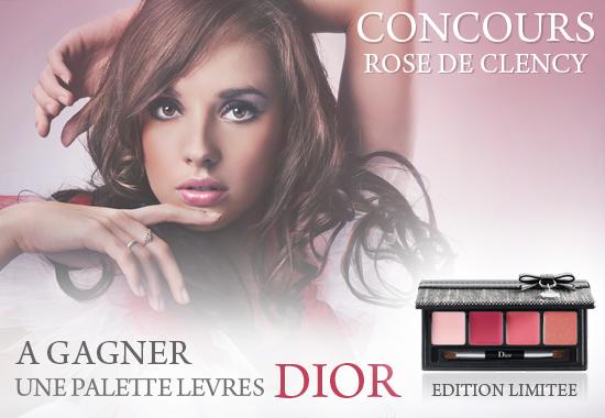 Concours Rose De Clency-Dior