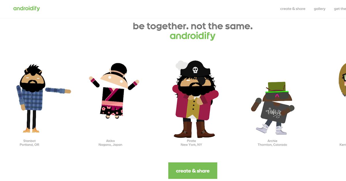 Google 幫你做獨一無二會動的 Android 個人動畫貼圖!