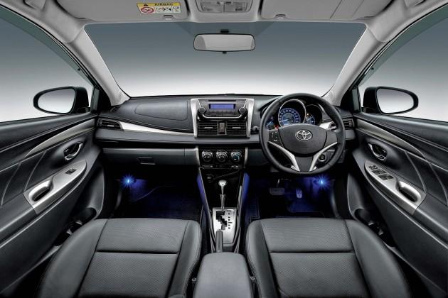 New Upcoming Luxury Sedan Toyota Vios 2016