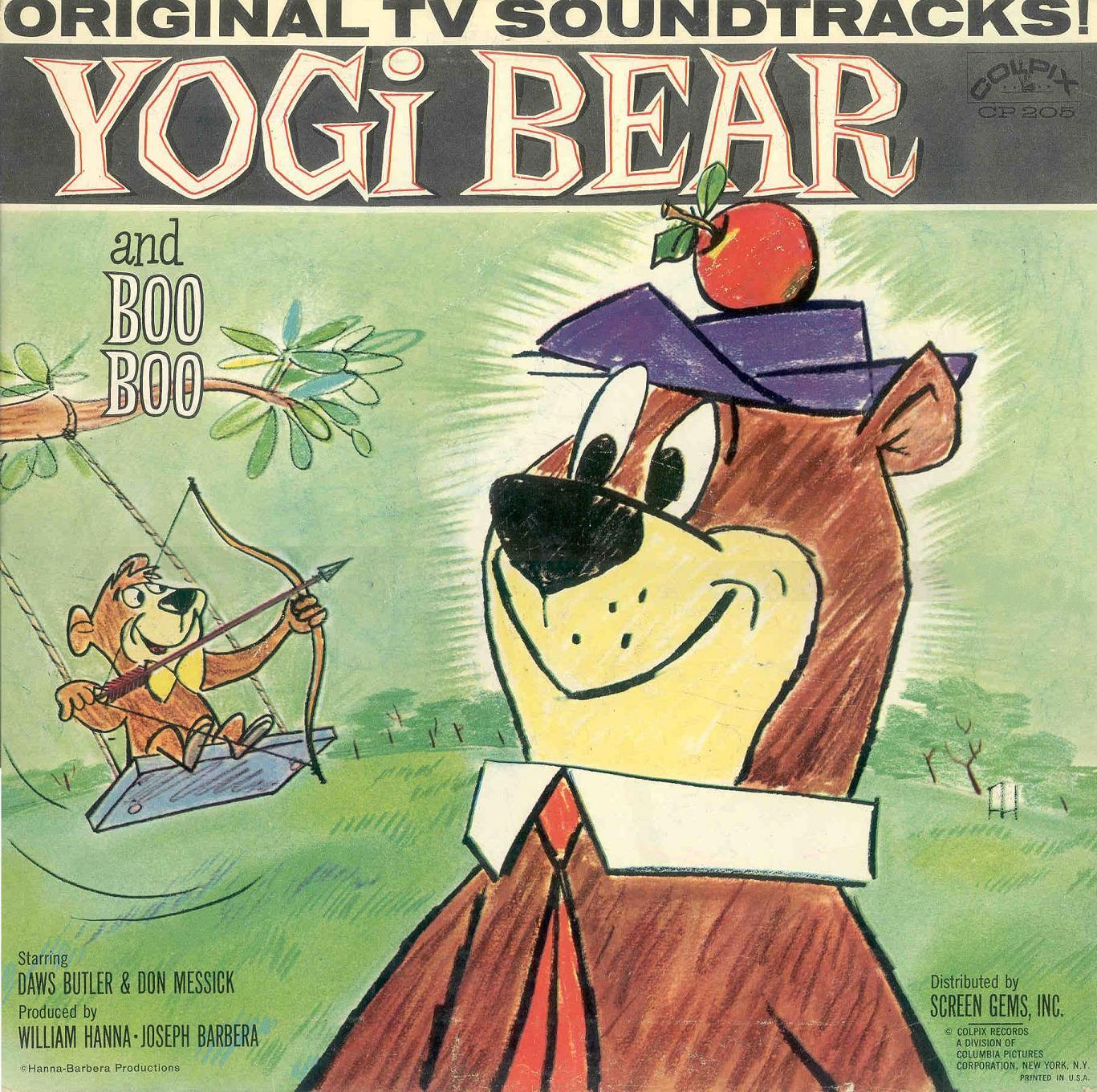Download Yogi Bear By High School Jim