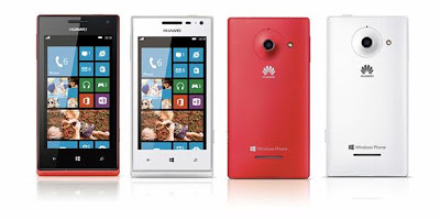 Harga Huawei Ascend W1