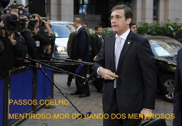 PASSOS COELHO VISITA ANGOLA NO DIA 17 DE NOVEMBRO