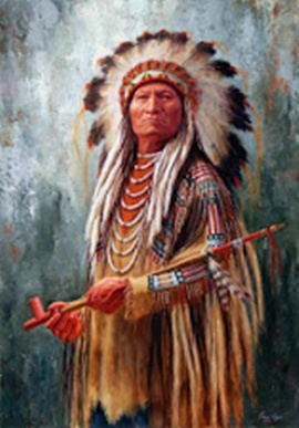 Sitting Bull~Lakota Sioux
