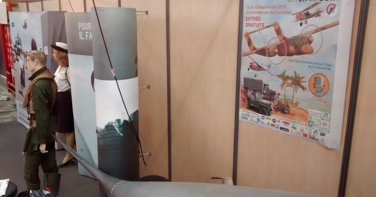 L gend 39 air en limousin promotion arm e de l 39 air for Foire expo limoges tarif