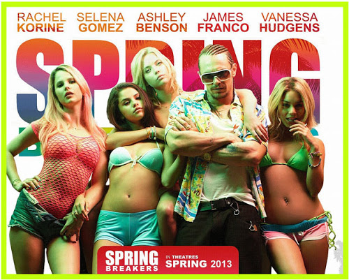 Selena Gomez Pictures Update (Spring Breakers 2013)