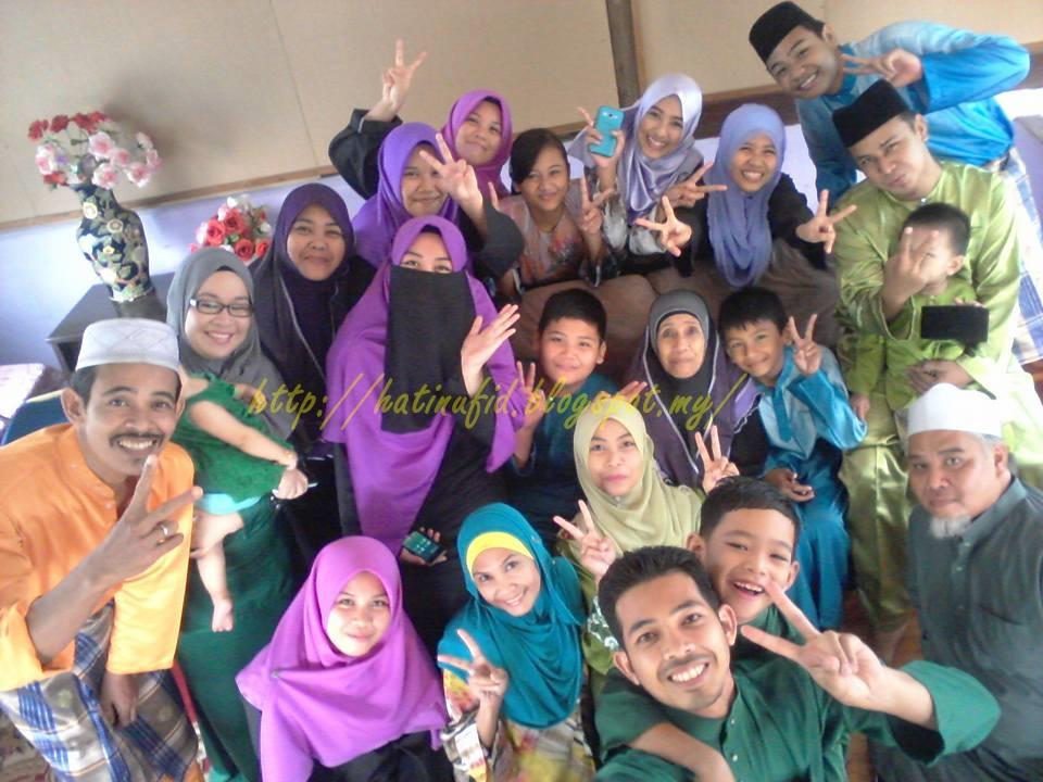 FAMILY RAYA HAJI N9 2015