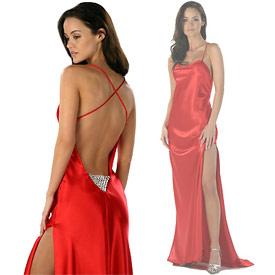 Sexy prom dresses, hot prom dresses