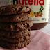 3 ingrédients : cookies au Nutella