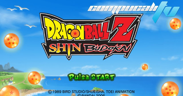 Dragon Ball Z Shin Budokai 2 PC Full Español