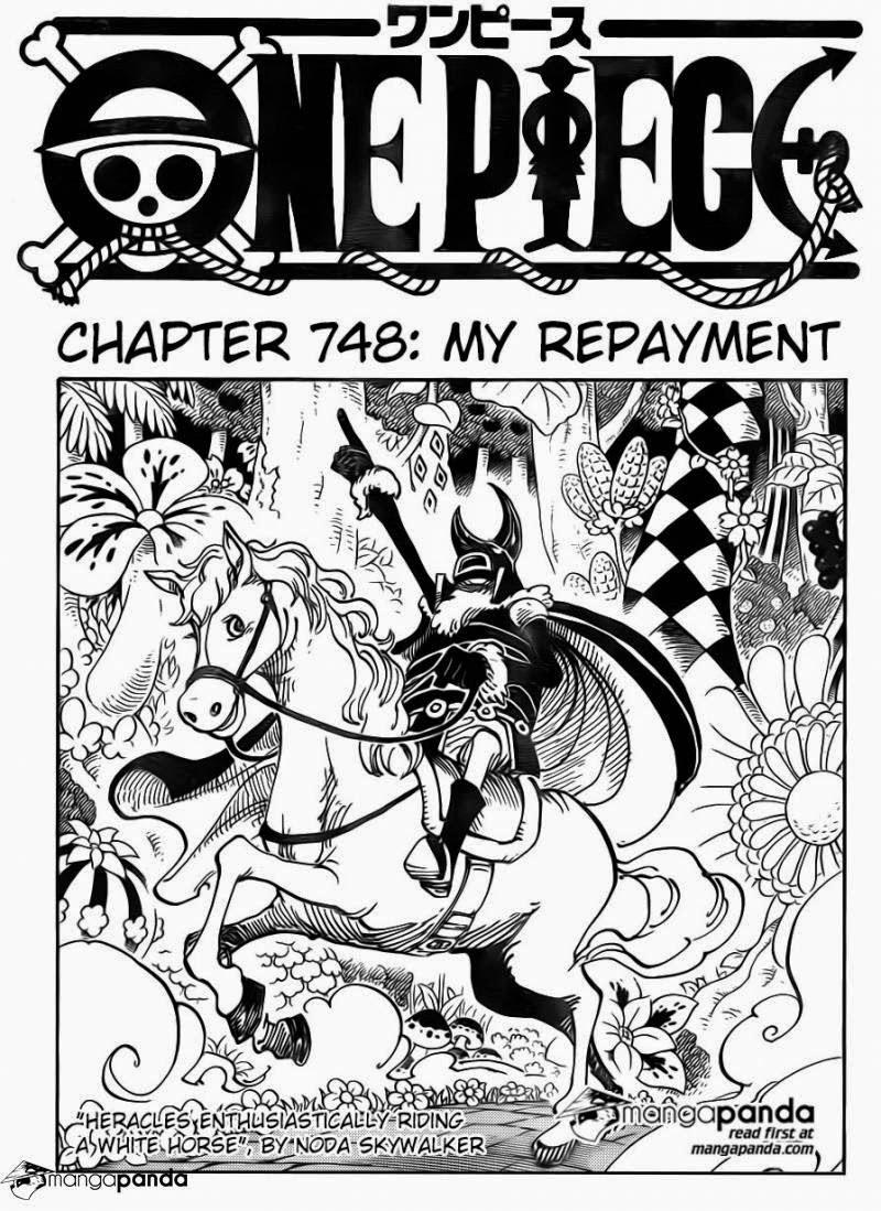one piece truyentranhtuan com chap 748 trang 003, One Piece chap 748   NarutoSub