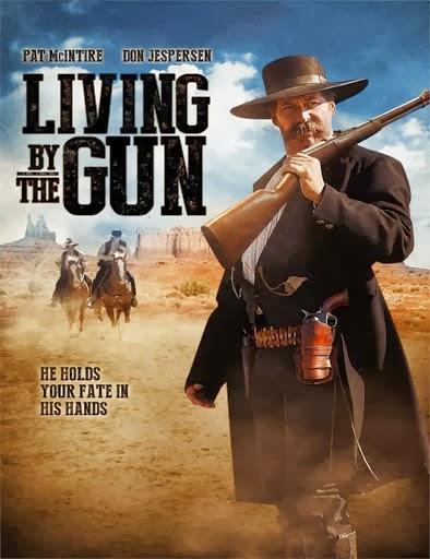 Ver Living by the Gun (2014) Online