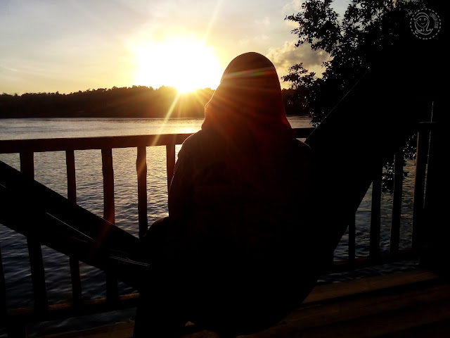 Sunset di Sabang