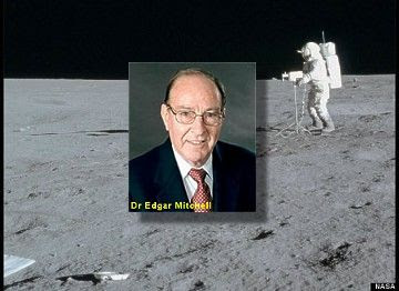 UFO Cover-Ups Must End, Moonwalker Edgar Mitchell Says