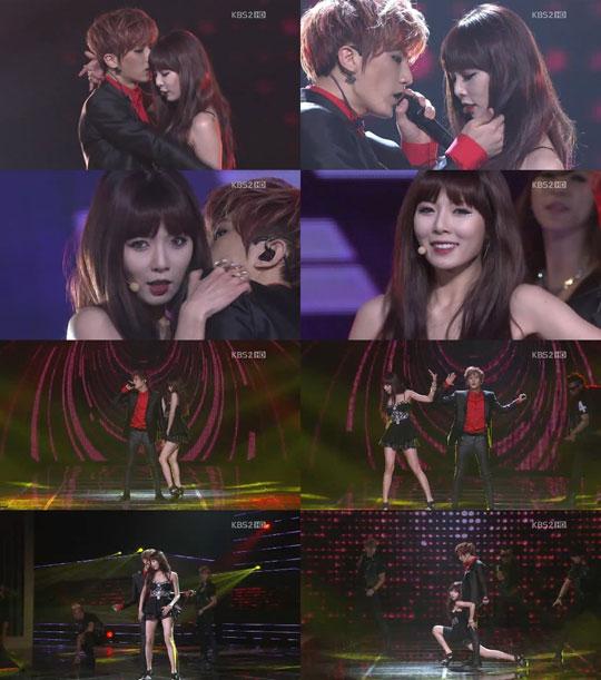 Trouble maker live hyuna hyun seung dating