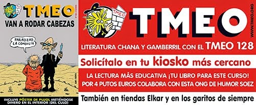 ¡EL TMEO 128 YA ESTÁ A LA VENTA!