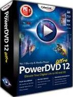 Cyberlink PowerDVD 12 Ultra Full + Patch