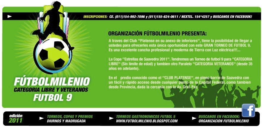 Futbol Milenio - Futbol 9