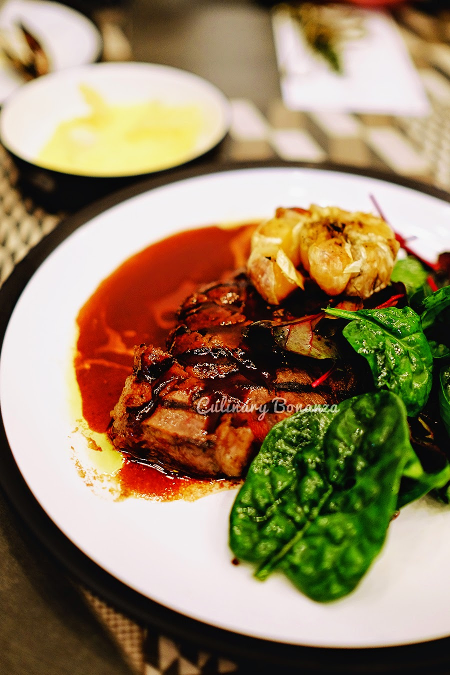 Bistecca at GIA Italian Restaurant and Lounge Jakarta (source www.culinarybonanza.com)