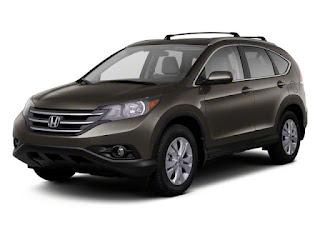 All New Honda CR-V | Info Teknis Warna dan Harga