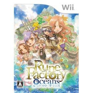 [Wii][ルーンファクトリー オーシャンズ] (JPN) ISO Download