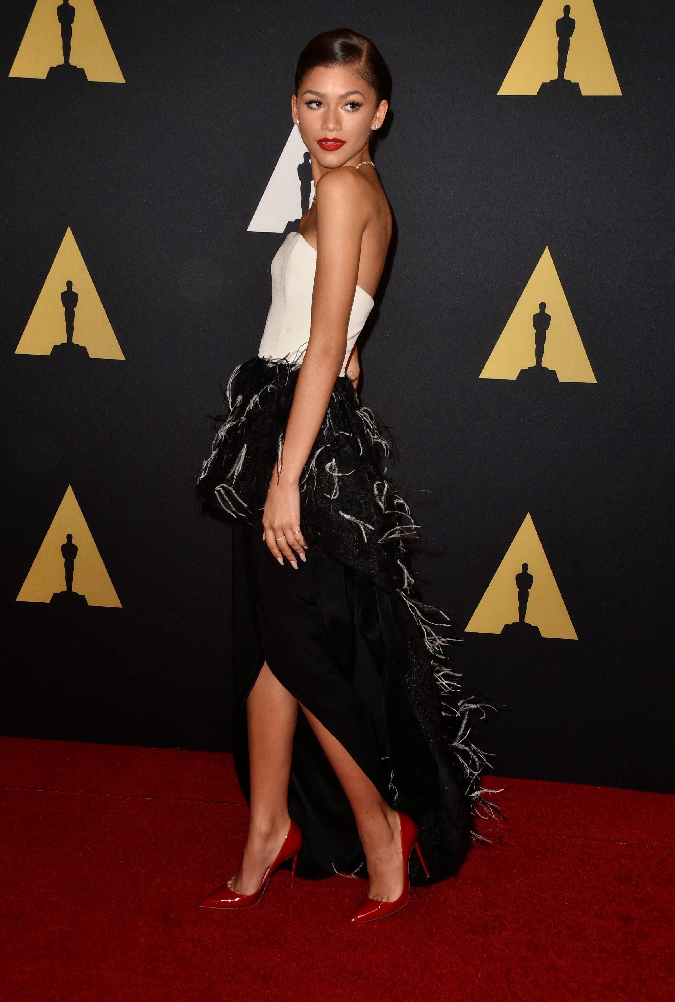 The Toe Cleavage Blog: Z is for Zendaya
