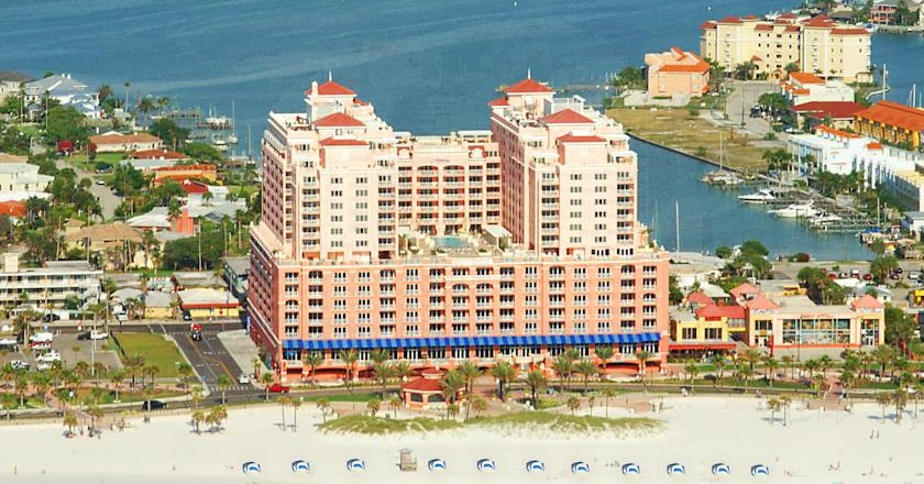 Gulfview Hotel On The Beach Clearwater Confirmation