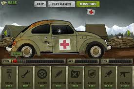 Battlefield Medic earn to die