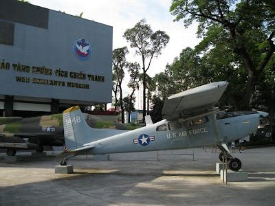 (Vietnam) - Ho Chi Minh (Saigon)- War Remnants Museum