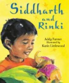 Siddharth and Rinki by Addy Farmer