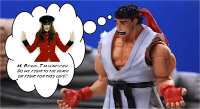 Street Fighter, Street Fighter Meme, Cheryl Cole, Fight For This Love, Ryu, Fight to the deat, M. Bison, M. Bison outfit, Cheryl Cole outfir, Fight for this love outfit