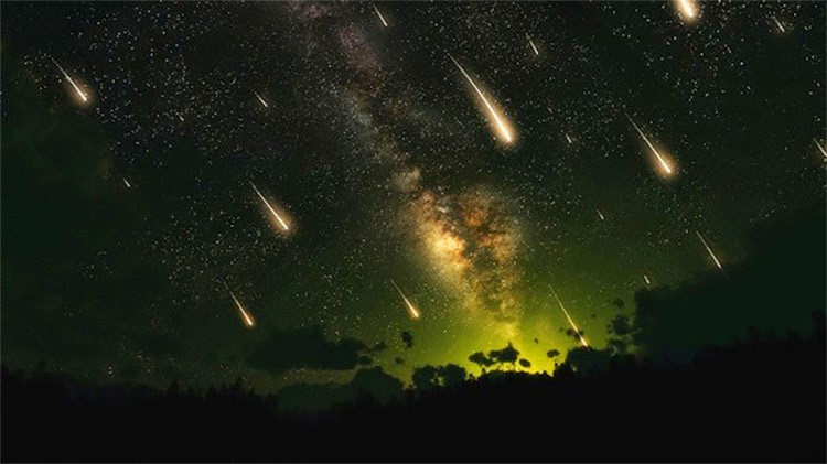 Una doble lluvia de meteoritos simult�nea iluminar� el cielo del planeta