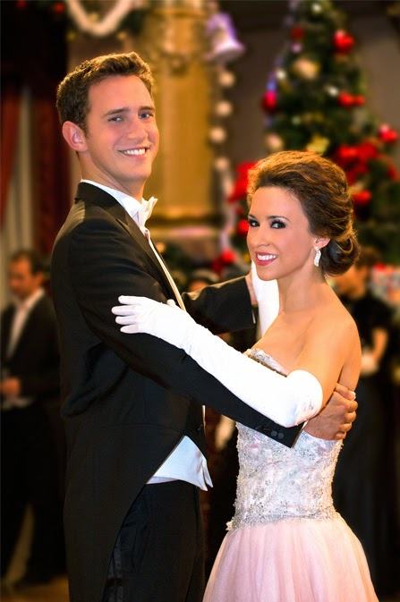 ROYAL CHRSTMAS, a Hallmark Channel Christmas Movie starring Lacey ...