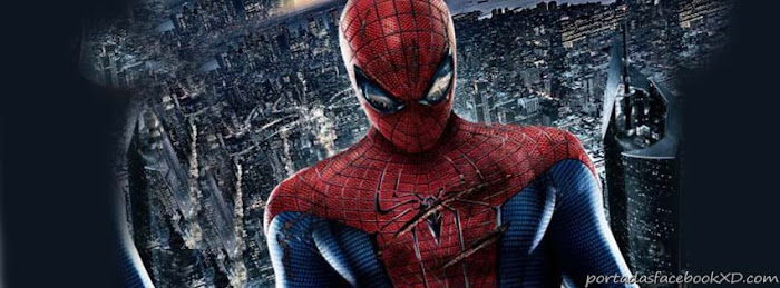 spiderman 4, portada para facebook