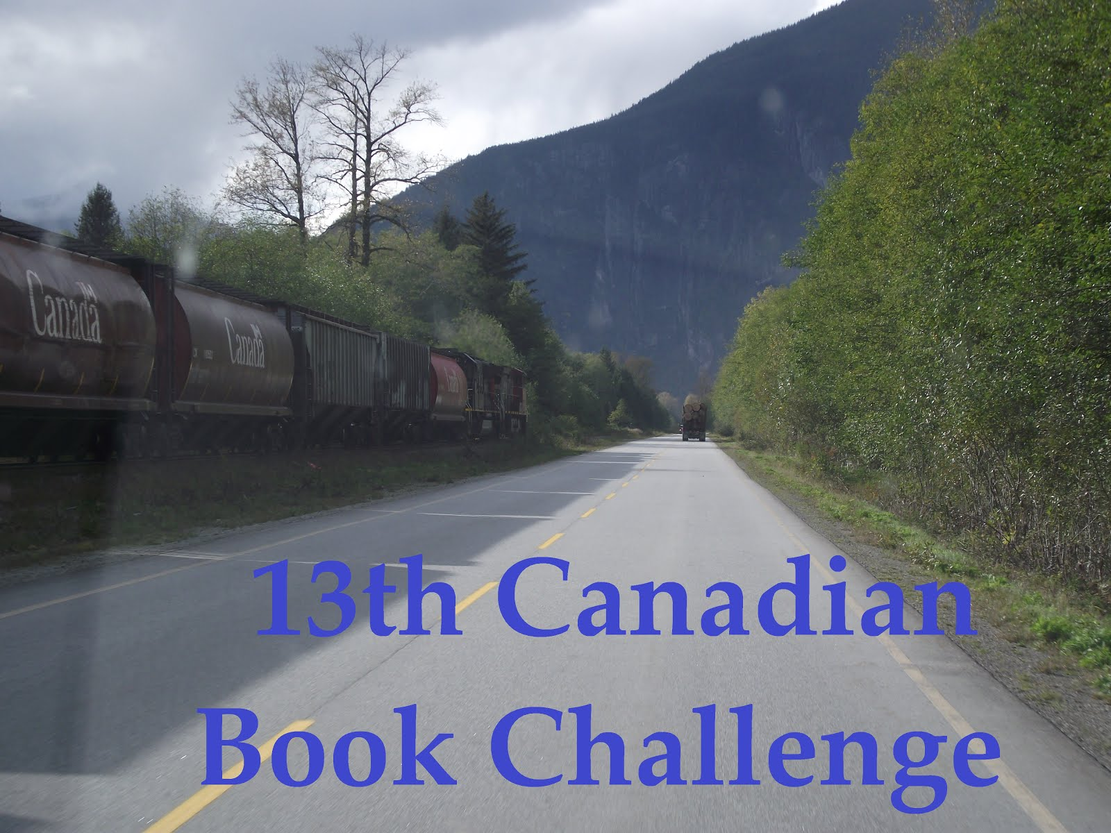 13th Canadian Book Challenge Signup and FAQ
