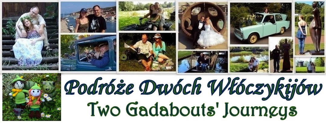 Podróże Dwóch Włóczykijów  ~  Two Gadabouts' Journeys