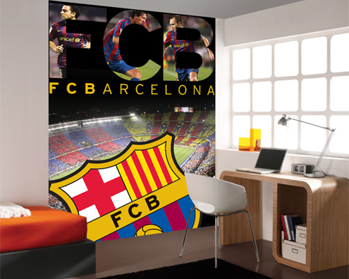 Fotomural FC Barcelona